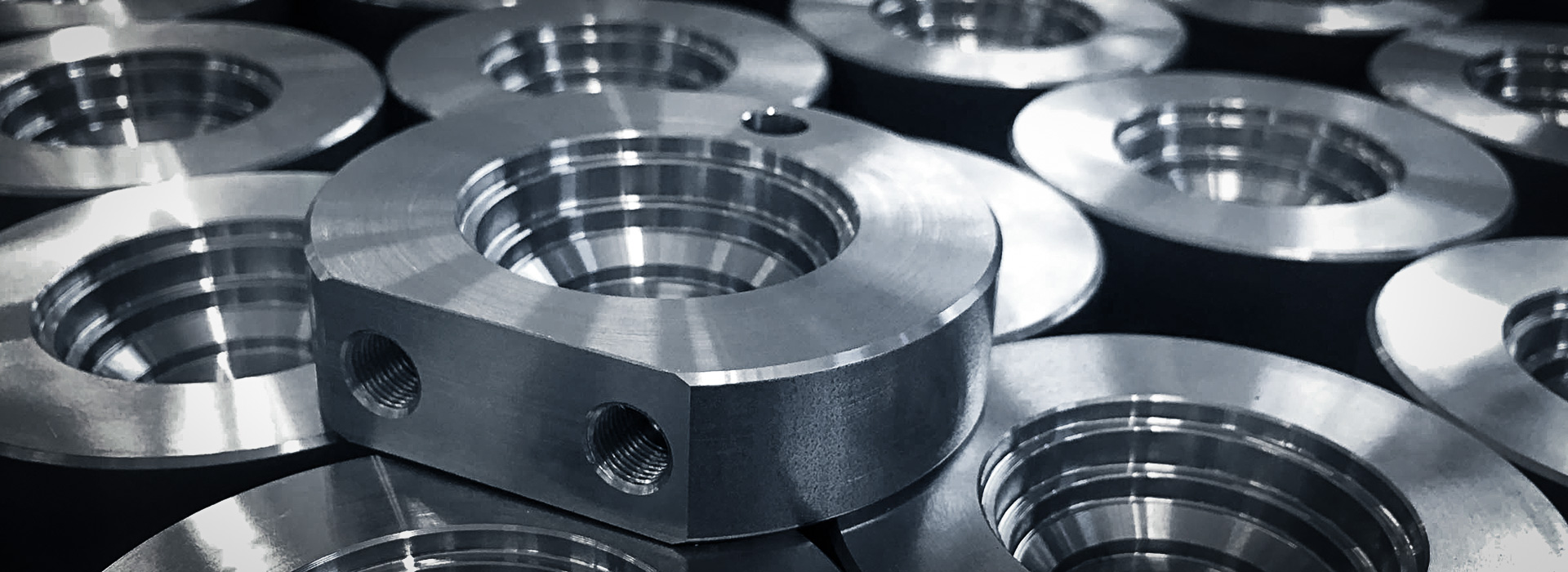 Meccanica di Precisione: tecnologia - Ferri Tech Srl