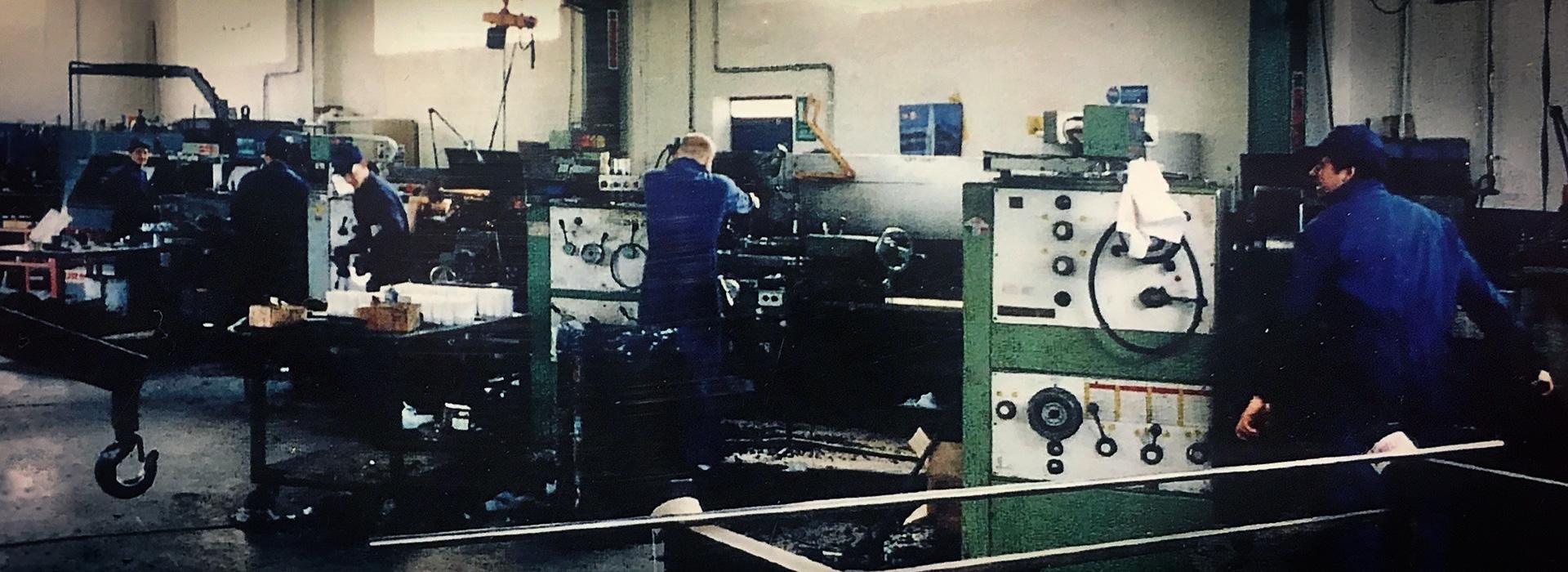 Meccanica di precisione - Ferri Tech Srl