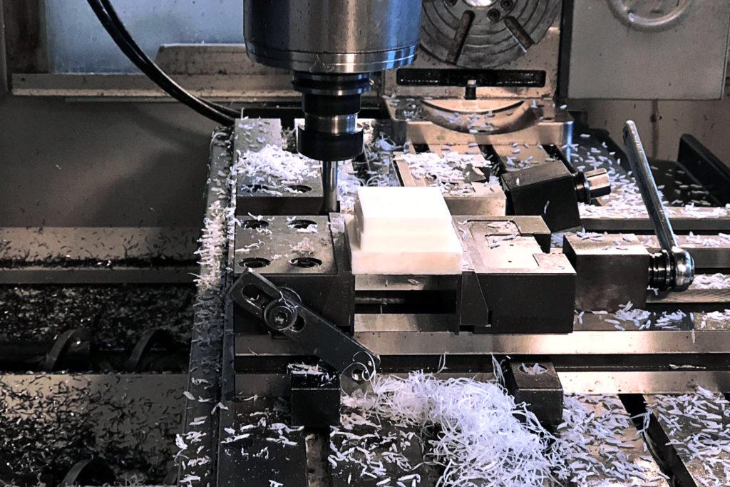 Lavorazioni: fresatura - Ferri Tech Srl